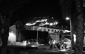 Berget utanför Agadir