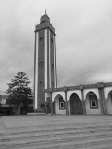 Moské i Agadir