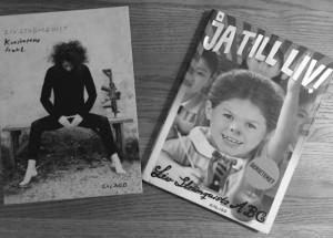 Två album av Liv Strömqust