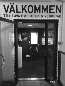 Lava bibliotek och verkstad