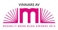 Vinnare av Massolit Book Blog Award