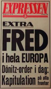 Fred i Europa