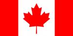 Canadas flagga