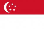 Singapores flagga