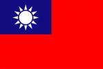 Taiwans flagga