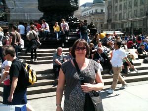 Preggo i London 2011