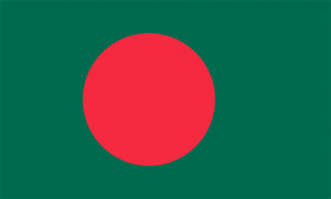 Bangladeshs flagga