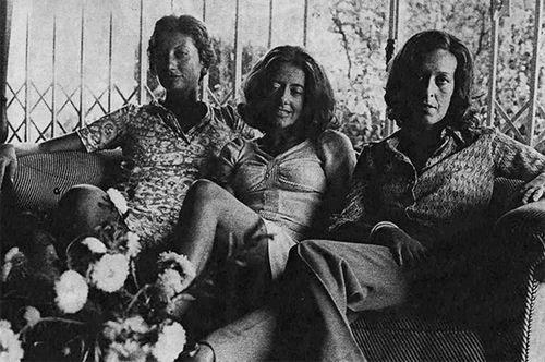 Três Marias; Maria Isabel Barreno, Maria Teresa Horta  och Maria Velho da Costa.