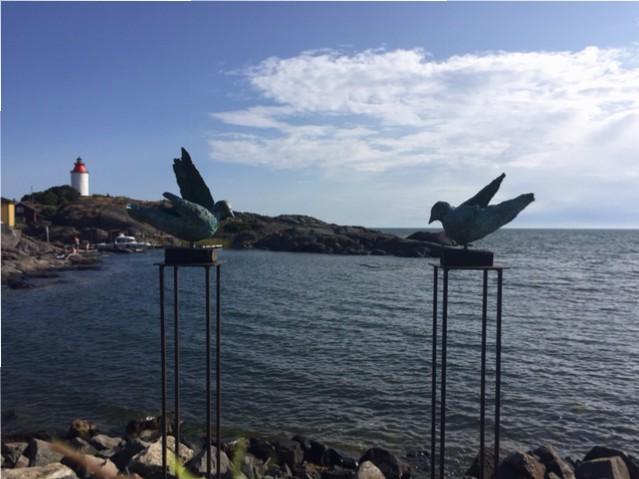 Fåglar av Joze Strazar