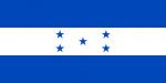 Honduras flagga