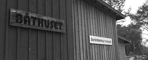 Surströmmingsmuseum i Skagdudde