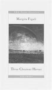 Three chestnut horses
