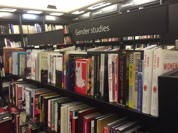 Gender studies på Waterstone