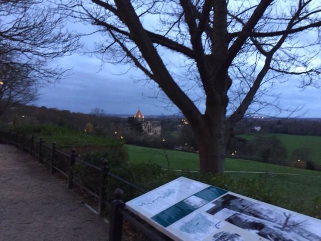 Utsikt från Richmond Hill