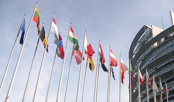 Europaflaggor