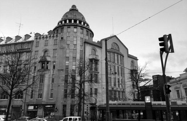 Gamla studenthuset i Helsingfors
