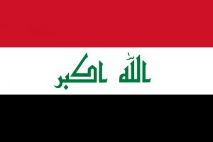Iraks flagga