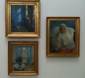 Verk av Anna Ancher
