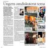 NU-artikel om Ungern på Bokmässan