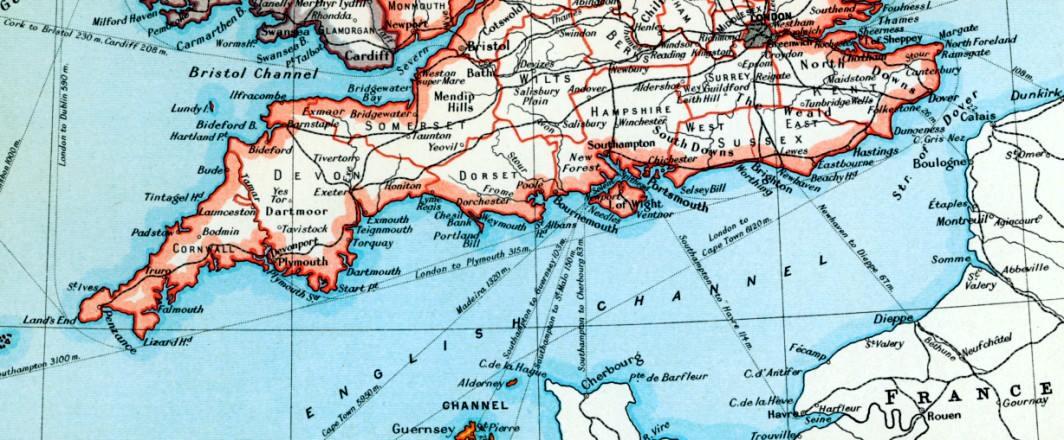 Engelska sydkusten