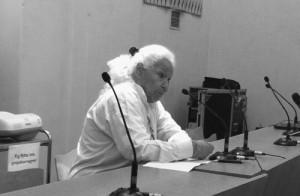 Nawal El Saadawi