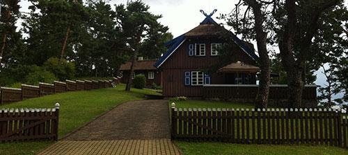 Tomas Manns hus i Nida