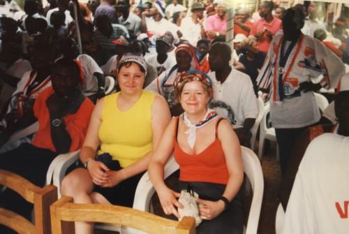 Valrally i Sekondi-Takoradi