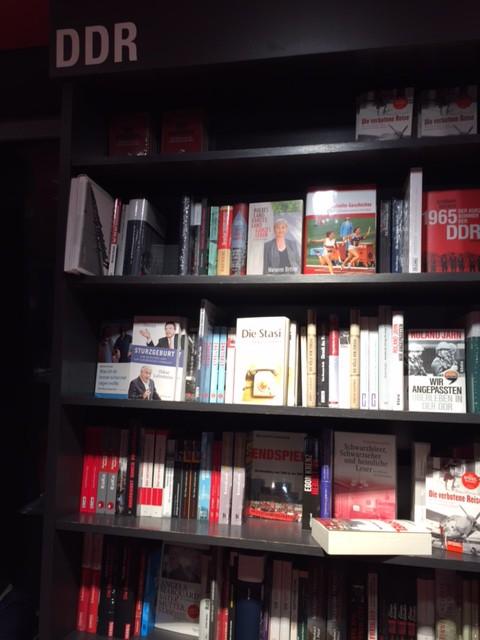 Böcker om DDR
