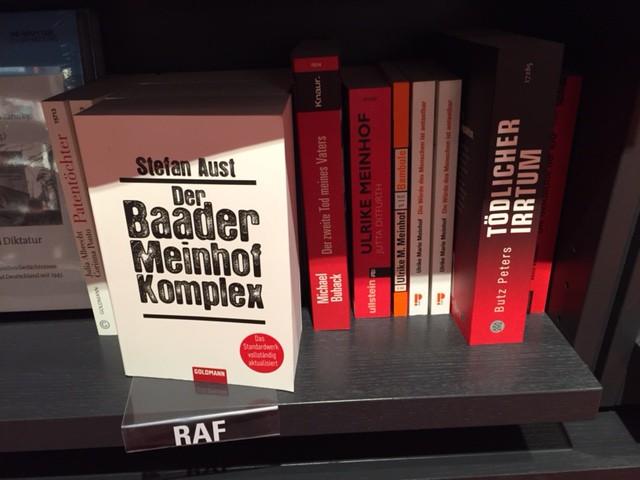 Böcker om RAF