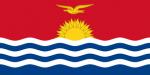 Kiribatis flagga