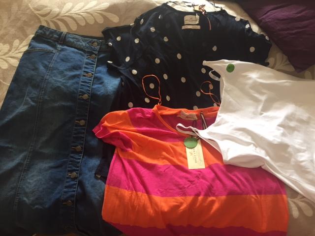 Nya kläder