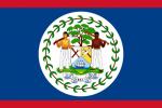 Belizes flagga