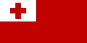 Tongas flagga