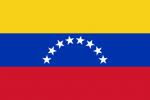 Venezuelas flagga