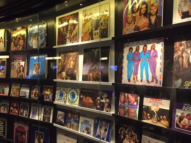 ABBA-skivor i massor