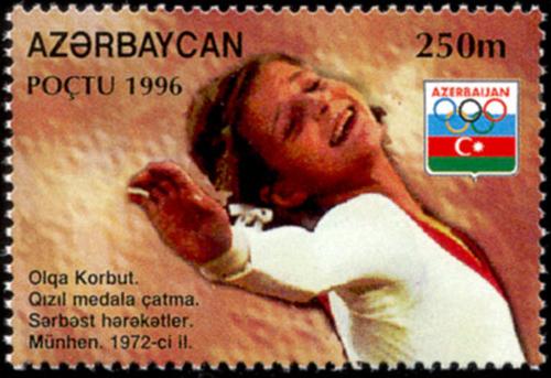 "Olga Korbut ""Sparven från Minsk"""