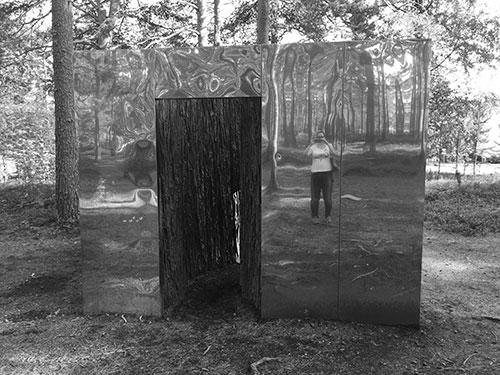 Spegel av Christina Iglesias