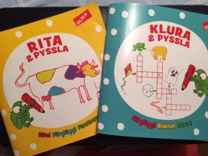 Pysselböcker från Olika
