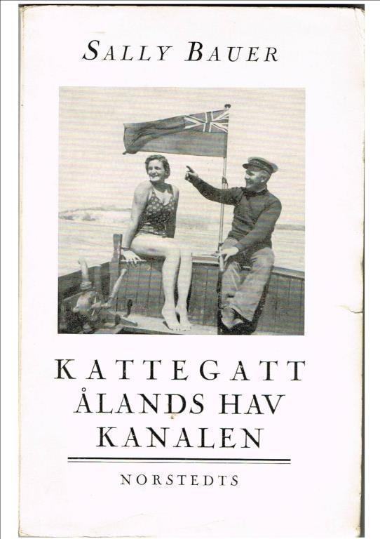 Kattegatt Ålands hav Kanalen