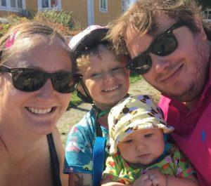 Familjen på Landsort