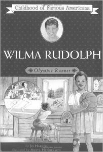 Wilma Rudolph - Olympic runner