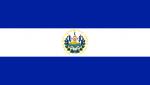 El Salvadors flagga