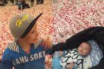 Mina barn och Kusamas prickar 1