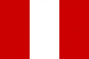 Perus flagga