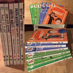 Fotbollsböcker från Olika