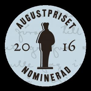 Augustmedalj nominerad 2016