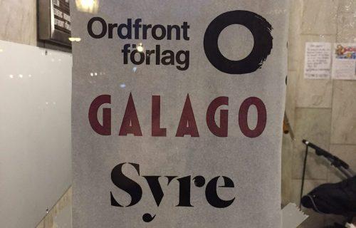 Ordfront och Galago