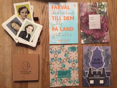 Böcker från Novellix