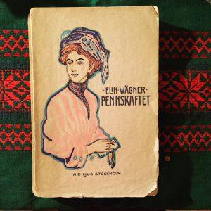 Pennskaftet av Elin Wägner i originalutgåva