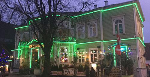 Thairestaurang i Tallinn